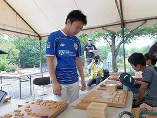 山形県天童市・将棋×サッカーコラボイベント_06