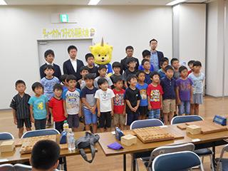 山形県天童市・将棋×サッカーコラボイベント_10