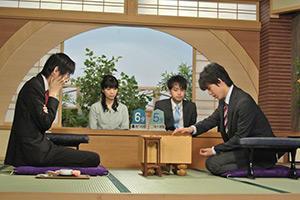 第67回NHK杯1回戦・第7局 千田六段vs藤井四段