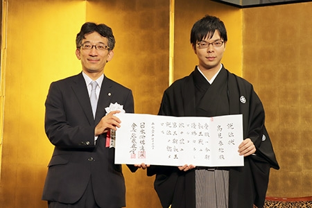 第3期叡王就位式の模様_04