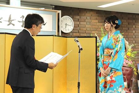 第11期マイナビ女子オープン 女王就位式・祝賀会レポート_07