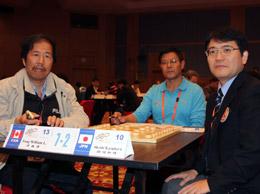 第1回ワールドマインドスポーツゲームズ」(WMSG)結果報告 将棋 ...