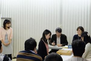 女流棋士会ファン交流会2014・秋...