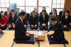 2016年将棋堂祈願祭と指し初め式_06