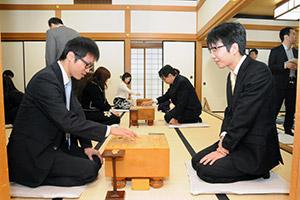 2016年将棋堂祈願祭と指し初め式_08