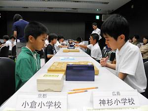 文部科学大臣杯第8回小・中学校将棋団体戦〈決勝大会〉開催報告