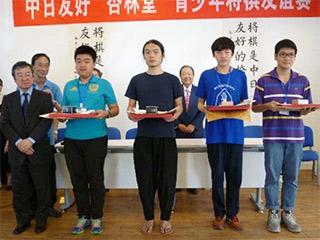 第1回日中友好杏林堂杯青少年将棋大会_09