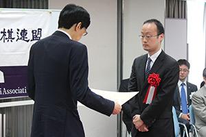第43回将棋大賞表彰式・免状授与式_04