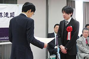 第43回将棋大賞表彰式・免状授与式_06
