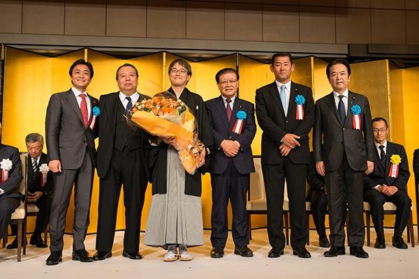 羽生善治永世七冠達成並びに国民栄誉賞受賞記念祝賀会_05