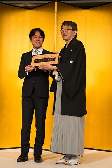 羽生善治永世七冠達成並びに国民栄誉賞受賞記念祝賀会_09
