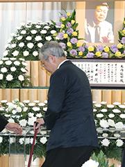 大内延介九段「お別れの会」_08