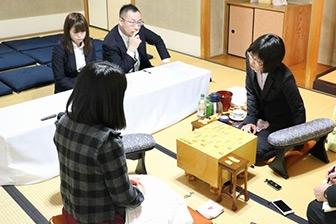 第44期岡田美術館杯女流名人戦五番勝負第2局
