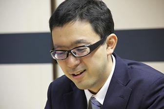 第7期加古川青流戦、優勝した西田拓也四段