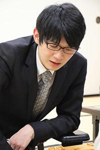 第88期棋聖戦挑戦者となった斎藤慎太郎七段