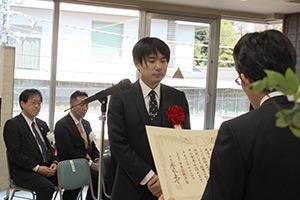 第44回将棋大賞表彰式・昇段者免状授与式_04