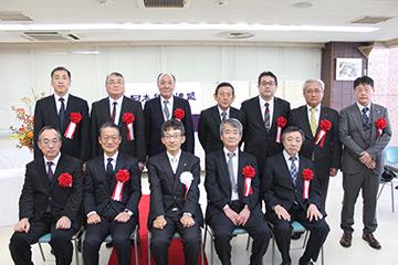 第43回「将棋の日」表彰・感謝の式典の模様_01