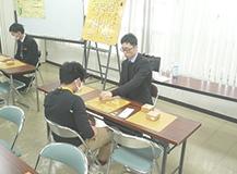 日曜こども将棋スクール(日曜日) 関西将棋会館