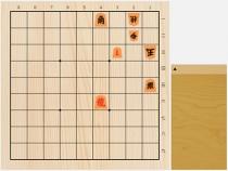 2017年9月13日の詰将棋(7手詰)
