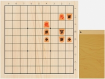 2017年11月13日の詰将棋(3手詰)