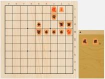 2018年3月10日の詰将棋(西田拓也作、11手詰)