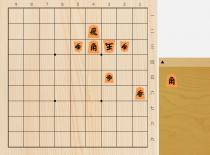 2018年8月28日のマイナビ詰将棋(3手詰)