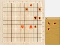 2018年9月16日の詰将棋(古森悠太作、7手詰)