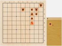 2018年11月16日の詰将棋(5手詰)