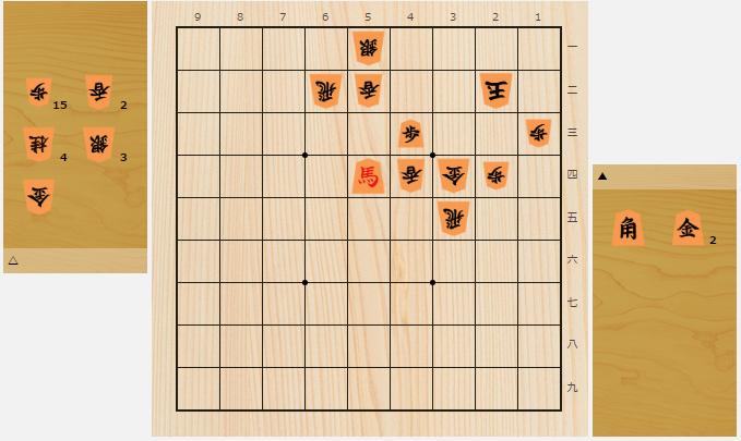2019年11月出題分(出題・ 田中魁秀九段)