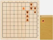 2020年1月15日の詰将棋(7手詰)