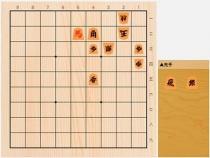 2020年2月15日の詰将棋(遠山雄亮作、11手詰)