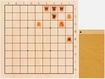 2020年3月9日の詰将棋(3手詰)