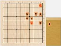 2020年4月1日の詰将棋(7手詰)