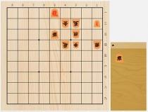 2020年8月13日の詰将棋(3手詰)