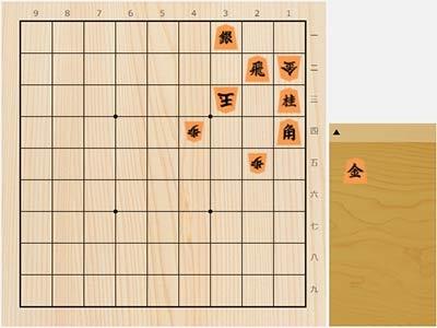 2020年9月8日の詰将棋(5手詰)