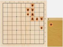 2020年9月24日の詰将棋(増田裕司作、7手詰)