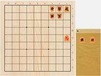 2020年9月29日の詰将棋(5手詰)