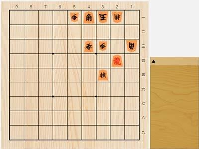 2021年1月27日の詰将棋(7手詰)