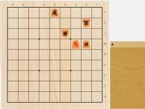 2021年4月12日の詰将棋(3手詰)