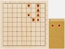 2021年8月3日の詰将棋(5手詰)