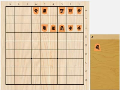 2021年8月30日の詰将棋(3手詰)