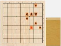 2021年9月22日の詰将棋(門倉啓太作、7手詰)