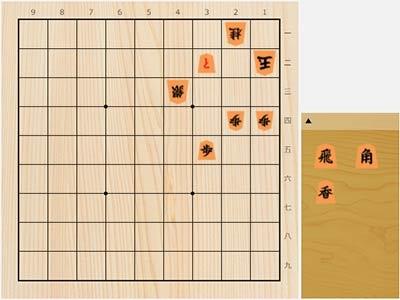 2021年10月6日の詰将棋(7手詰)